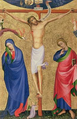 The Crucifixion Poster by Dutch School