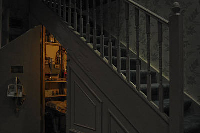 The Cupboard Under The Stairs Poster