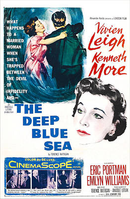 The Deep Blue Sea, Us Poster, Vivien Poster