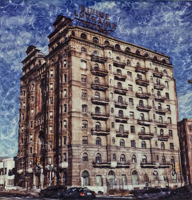 The Divine Lorraine Poster by Elena Bouvier