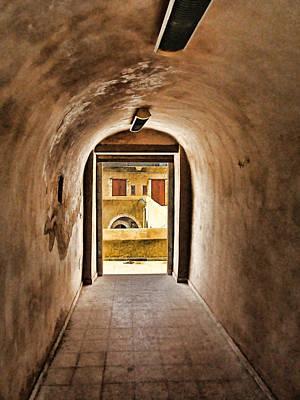 The Door 2 Poster by Dhouib Skander