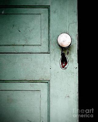 The Door Poster by Liz Masoner