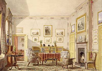 The Drawing Room, The Close Poster by