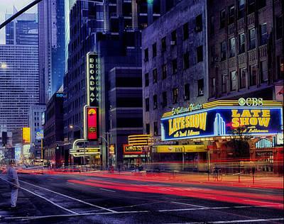 The Ed Sullivan Theatre Poster