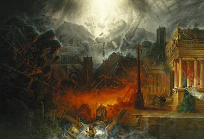 The Edge Of Doom Poster