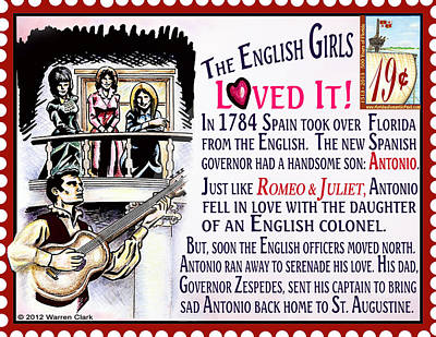 The English Girls Loved It Poster
