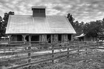 Poster featuring the photograph The Farm by Dawn Currie