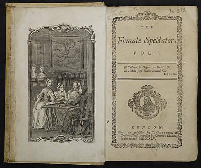 The Female Spectator Poster