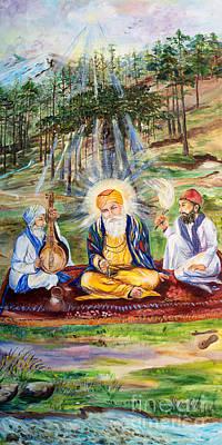 The First Guru Poster