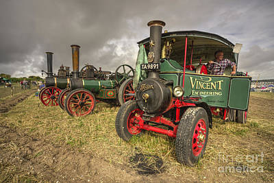 The Foden Wagon  Poster