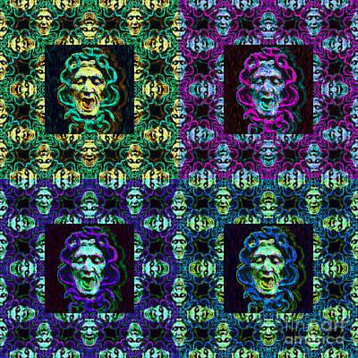 The Four Medusas 20130131 Poster