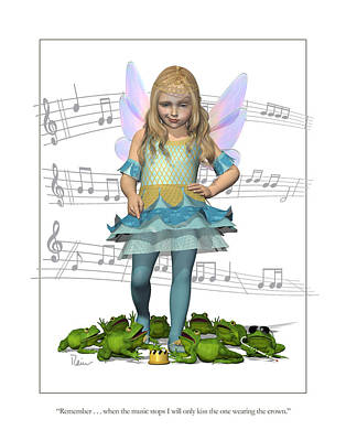 The Frog Princess Poster