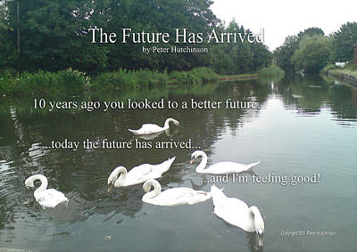 The Future Has Arrived Poster