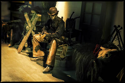 The Golden Cowboy Poster
