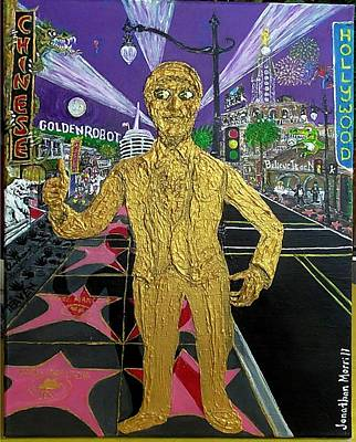 The Golden Robot Poster