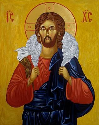 The Good Shepherd Poster by Joseph Malham