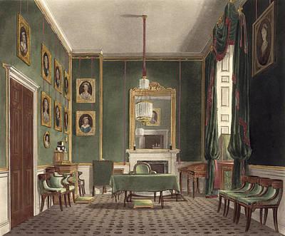 The Green Closet, Buckingham House Poster