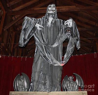 The Grim Reaper Poster by John Telfer