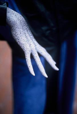 The Hand Poster