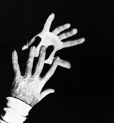 The Hands Of Dr. Michael Debakey Poster by Horst P. Horst