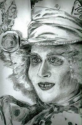The Hatter Poster by Brooke Spoelman