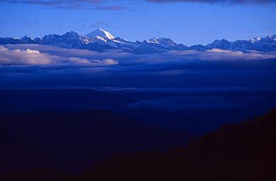The Himalayas Poster