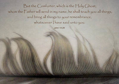 The Holy Spirit Poster