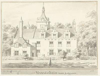 The House Vredestein At Ravenswaaij, Gelderland Poster