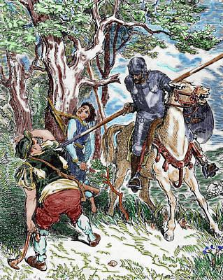 The Ingenious Hidalgo Don Quixote Of La Poster by Prisma Archivo
