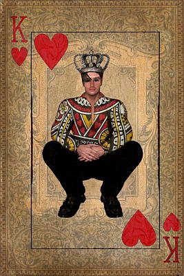 The King Of Hearts Poster