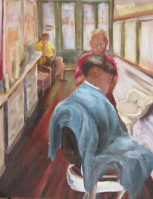 The Last Barber Shop  Poster