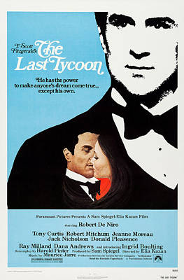 The Last Tycoon, Top And Bottom Left Poster by Everett