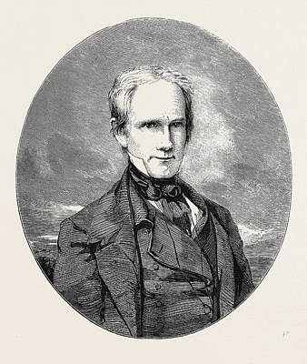 The Late Henry Clay Poster by English School