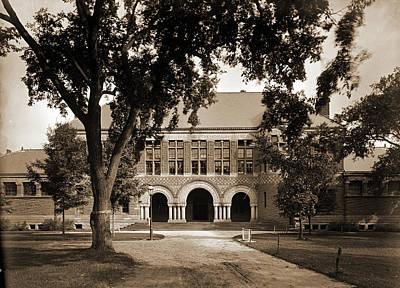 The Law School, Harvard College, Harvard Law School Poster
