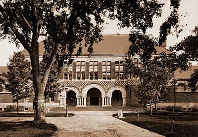 The Law School, Harvard University, Harvard Law School Poster
