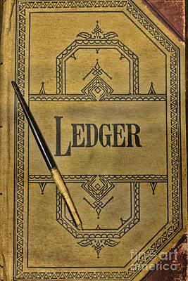 The Ledger Poster