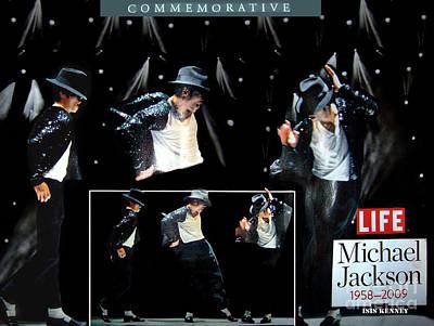 The Life Of Michael Jackson Poster