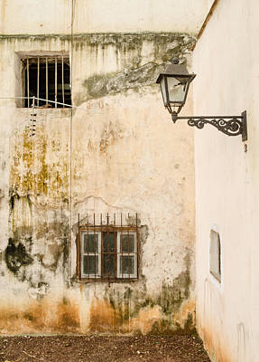 The Light Near The Corner In Havana Cuba Poster by Rob Huntley