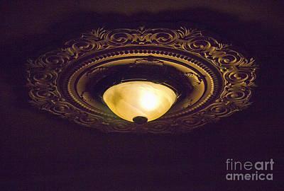 The Light Of My Life - La Luz De Mi Vida Poster by Al Bourassa