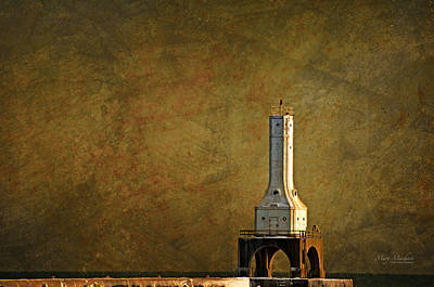 The Lighthouse - Port Washington Poster
