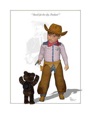 The Little Duke Poster