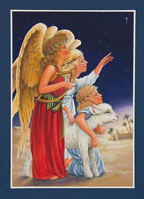 The Little Shepherd Boy Poster