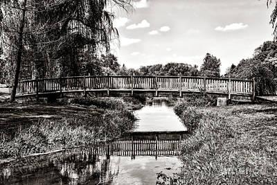 The Long Footbridge Poster