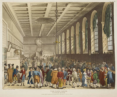 The Long Room Poster by British Library