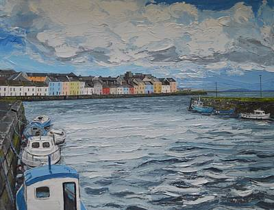 The Long Walk Galway Poster
