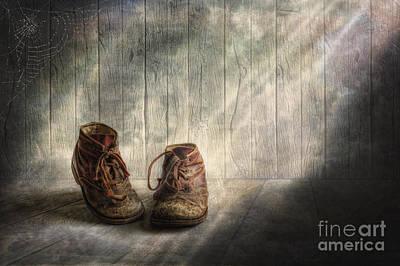 The Memories Begin To Live .. Poster by Veikko Suikkanen
