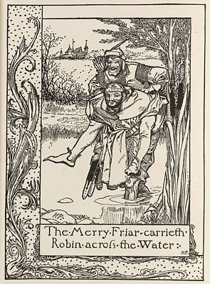 The Merry Friar Poster