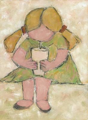 The Milkshake Poster by David Dossett