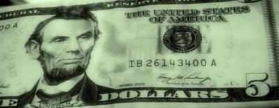 The Money Man Poster