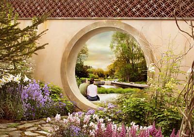 The Native Garden Poster